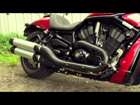 Harley Davidson Night Rod Special Review