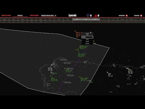 [IVAC2] Madrid Control - Sector SAN - IVAO