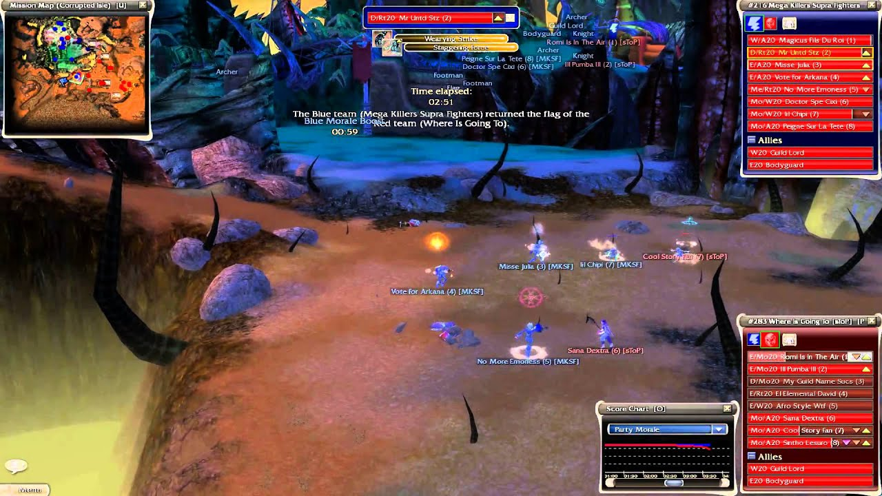 Download Guild Wars 1 GvG 2014 11 18 23 11 00 734 Playoffs MKSF vs sToP