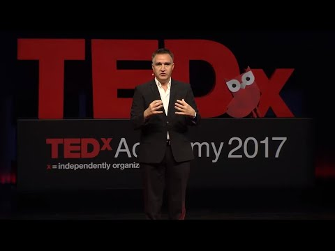 Dealing with uncertainty | Caspar Berry | TEDxAcademy