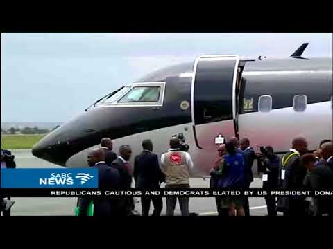 Ramaphosa in Angola, to also visit Namibia and Botswana