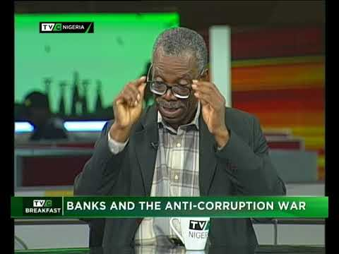 TVC Breakfast Nov. 21st 2017 | Banks and the anti-corruption war