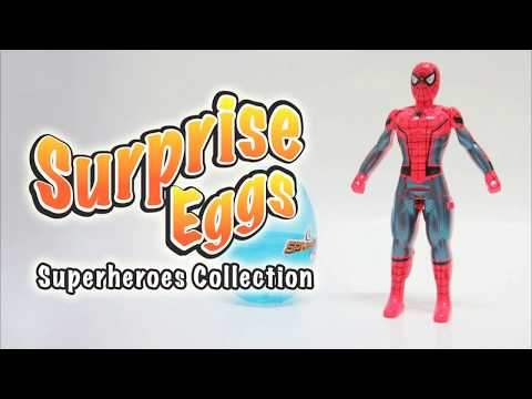 Spider-Man: Far from Home - Surprise Egg Toy