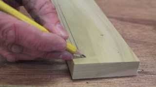 Freehand Straight Pencil Line Tip + Q & A On Blanket Chest