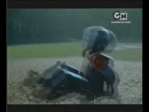 Persil dirt is good robot advert 2008