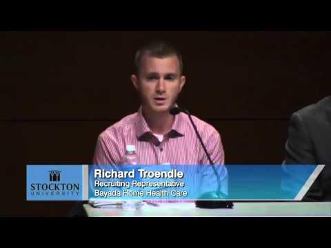 Health Sciences Career Panel Discussion