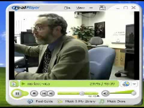 "Marc Strassman talks about ""etopian elections"" in the San Fernando Valley, 2000"