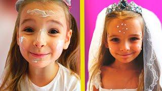 Мама и девочки - смешные истории для детей