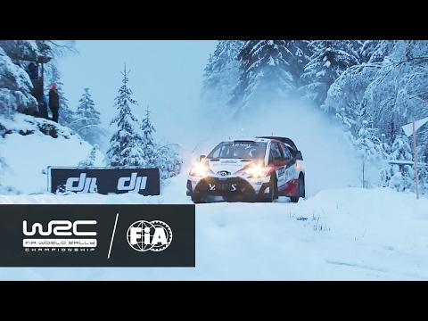 Ралли Швеции WRC: четверг и пятница