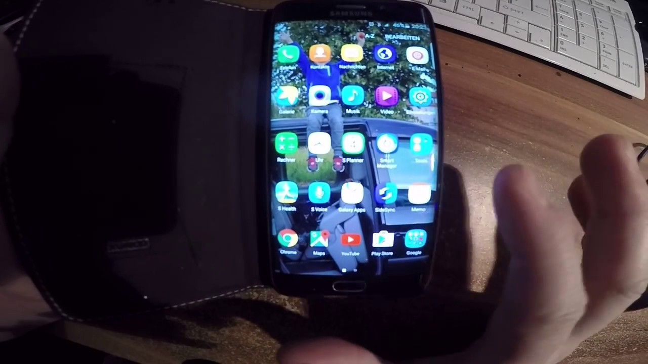IGO Primo on Galaxy S6 Plus Install