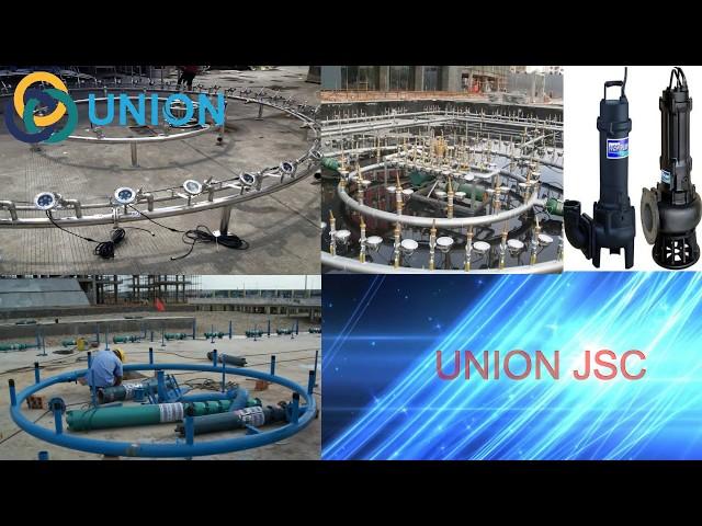 Nhạc nước - Đài Phun nước - LED Quảng Cáo - Màn nước - Tủ điện