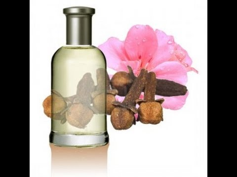 como realizar un perfume