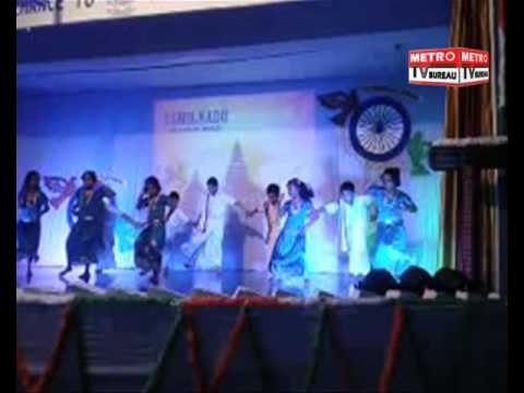 annual function celebrated in sunabeda public school metro tv bureau youtube. Black Bedroom Furniture Sets. Home Design Ideas