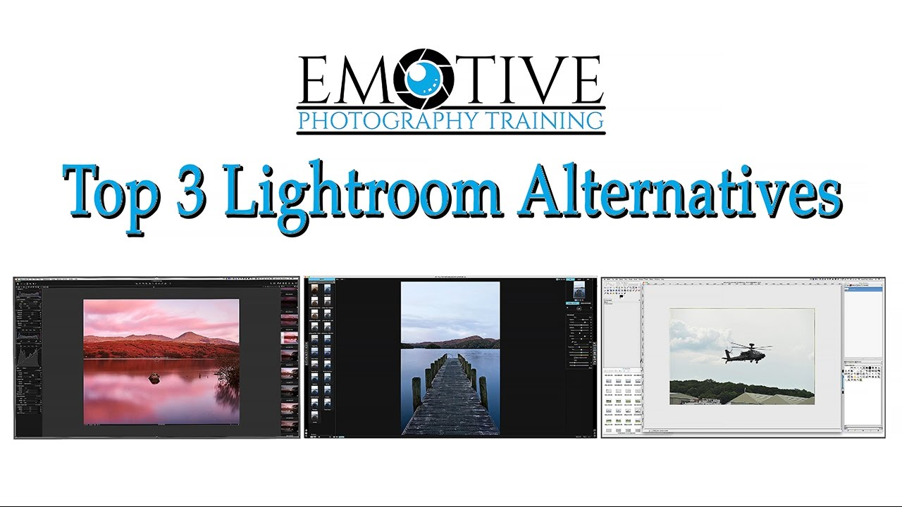 Lightroom Alternative
