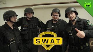 Kaputt bis auf die Nippel «» Swat Training # 1 | HD