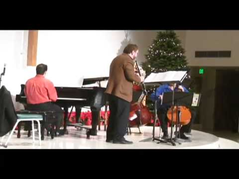 """""""What Child Is This? (Greensleeves): A Holiday Medley""""  Arranged by Andrew Holtzman"""