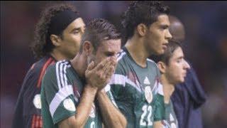Mexico vs Costa Rica - Saved by USA!