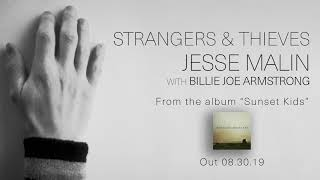 "Jesse Malin - ""Strangers & Thieves (ft. Billie Joe Armstrong)"" [Official Audio]"