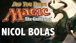 Nicol Bolas: Did You Know Magic - Feat. Seiben from The Aether Hub