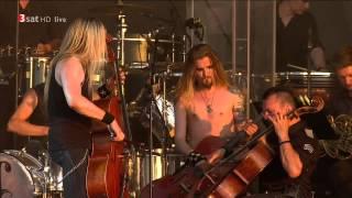 APOCALYPTICA - 08.Ludwig Wonderland Live @ Wacken 2014 HD AC3