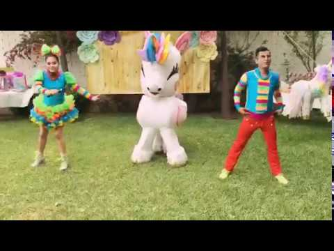 Show unicornio Saltillo