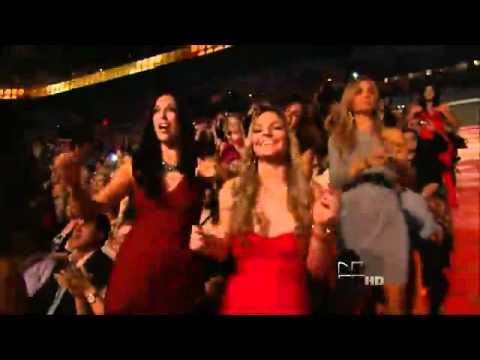 Wisin y Yandel Ft. Pitbull y Tego Calderon — Premios Lo Nuestro 2011