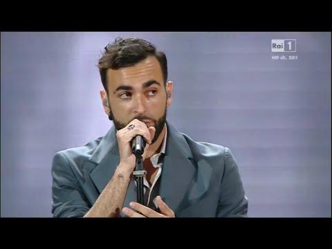 Marco Mengoni @ Io ti aspetto - Wind Music Awards