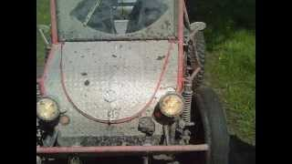 Dune Buggy Homemade Vw 1600cc Sale