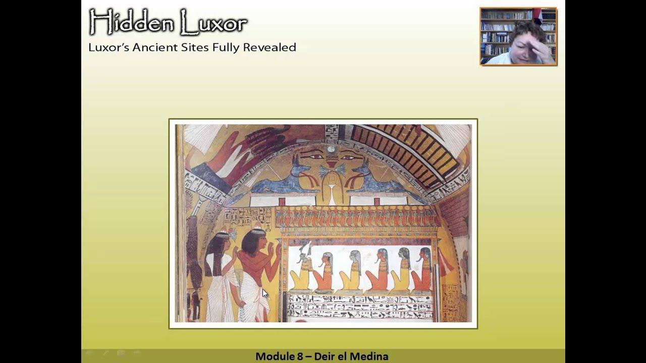 Hidden Luxor