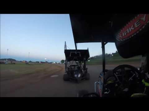 Thunderhill speedway 125/250 heat 2 9/10/16