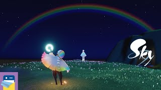Sky: CotL - Beta - Days of Rainbow - Cape, Flower, Beanie, Tassel, Trail Spells + Super Mario Area