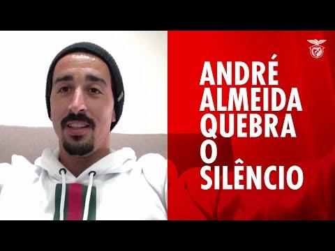 André Almeida Quebra O Silêncio!