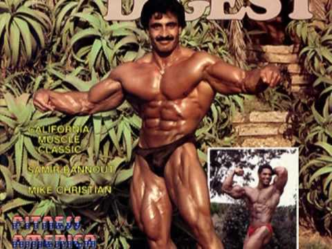 Samir Bannout 1983 Mr. Olympia