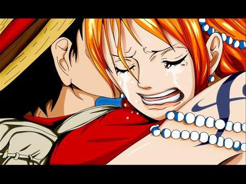 NAMI HUGS LUFFY - One Piece 755 Sub Eng - Mugiwaras