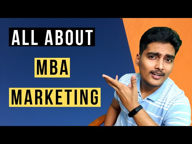 💡How is MBA in Marketing? Job Roles, Certifications, Career Path |