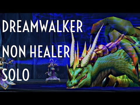 [Outdated] WoW Tricks - Solo Dreamwalker as a Non-healer - ICC