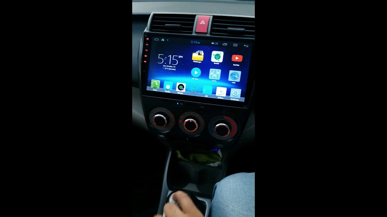Superb Honda City Navigation System Review And Installed By AUTOMOTIVES