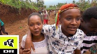 Møder min søster i en lerhytte på landet | Min familie i Afrika - Afsnit 3 | Ultra
