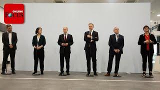 Die Ampel für Deutschland: Sondierungspapier zeigt, was die neue Regierung umsetzen will