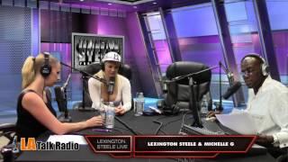 LA Talk Radio: Lexington Steele Live 11-3-14