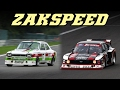 Zakspeed compilation Ford Escort, Capri Turbo
