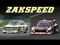 Zakspeed compilation Ford Escort, Capri Turbo