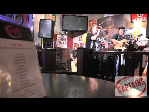 Open Mic Night Calgary - October 2014 - Captains Sports Lounge & Grill