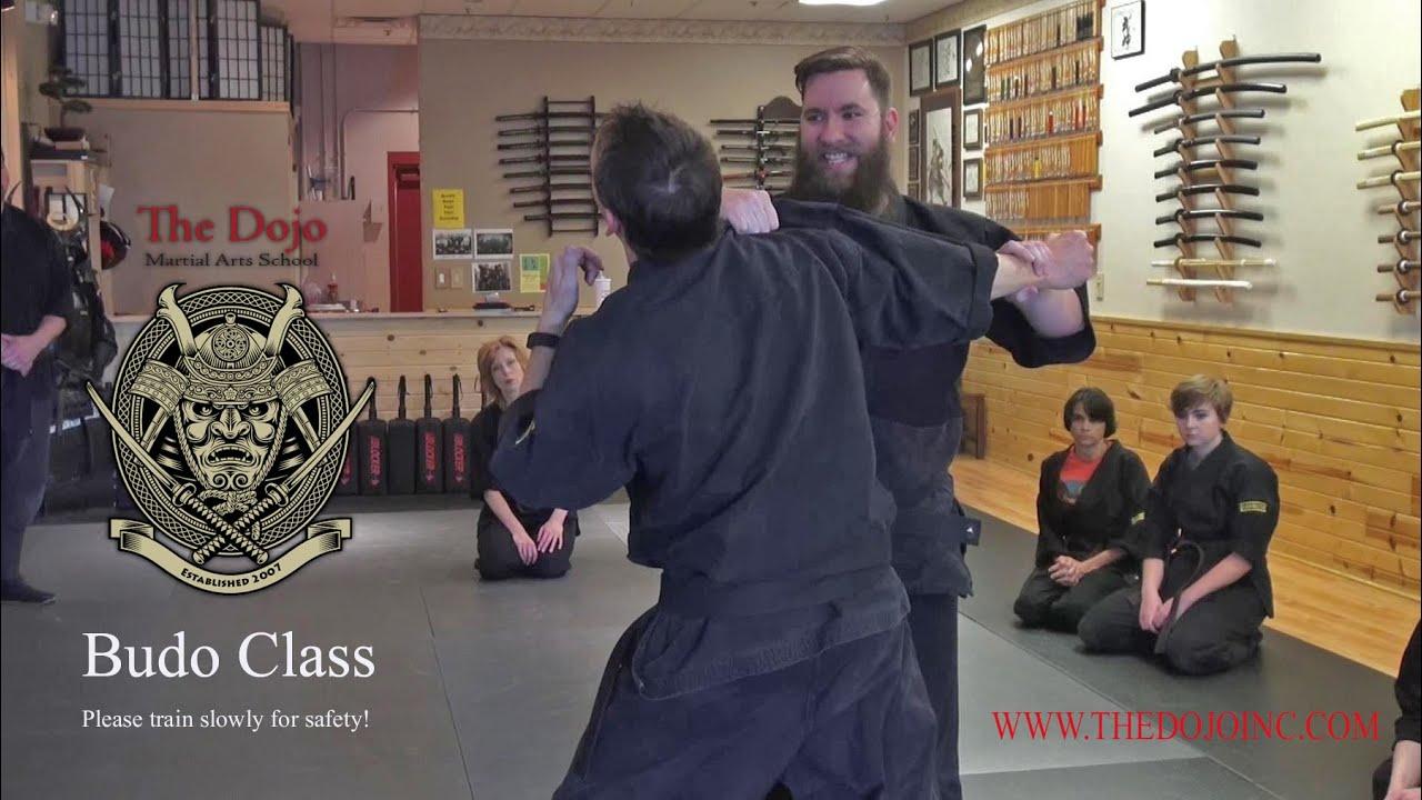 Budo Class The Dojo Martial Arts Cincinnati Ohio Ninjutsu Youtube