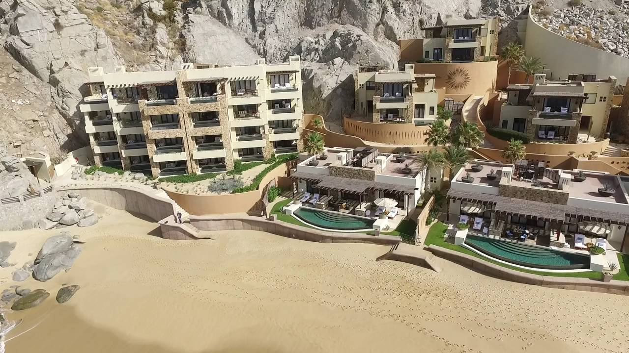 Resort at pedregal cabo san lucas youtube for Pedregal cabo san lucas