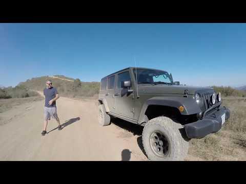 Cleveland National Forest-jeep , offroading- bedford rd-main divide- santiago peak- maple springs