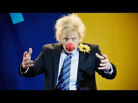 Bojo the Clown - Rory Bremner's Coalition Report: Preview - BBC Two