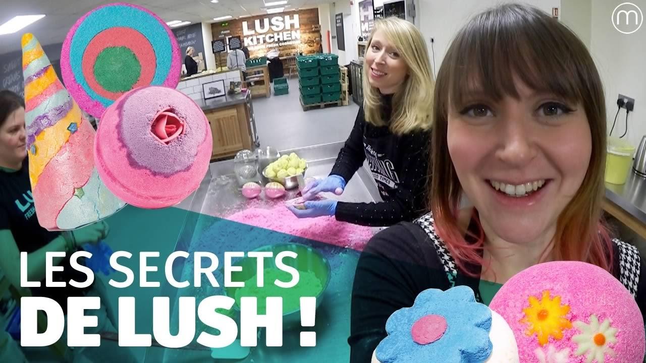Download Visite les usines de LUSH avec Fannyfique et Marina !