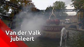Kers op de appelmoes onthuld bij hotel Van der Valk in Gilze en Rijen