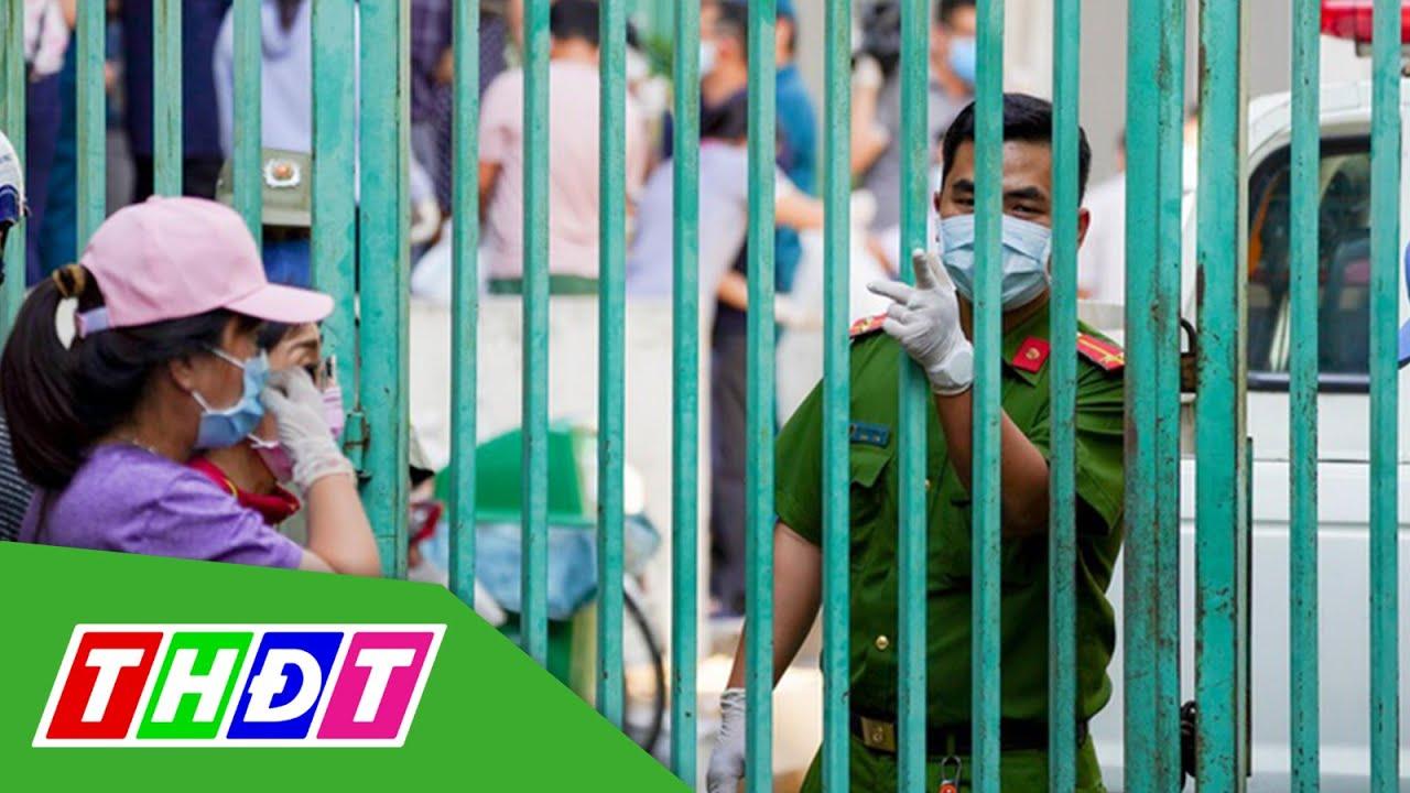 TP.HCM: Gỡ bỏ hạn chế ra vào Chung cư Hòa Bình (Quận 10) | THDT